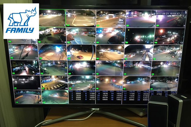CCTV Camera Repair in Trat